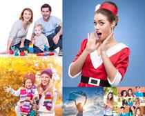 国外快乐生活人物高清图片
