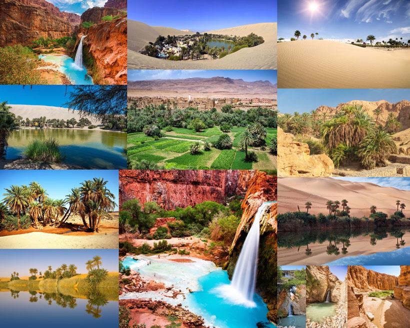 外国野外自然风景高清图片