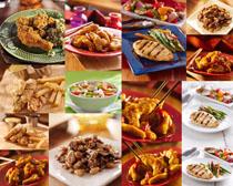 国外烤食物摄影高清图片