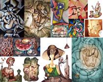 艺术图案人物高清图片