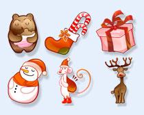 圣诞礼物PNG图标