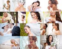 美丽婚纱新娘摄影高清图片
