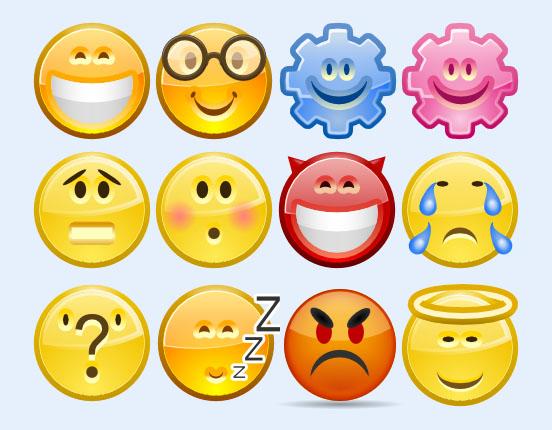 视频的QQ图标PNG表情-爱图网v视频图片素材图安拉胡阿克巴黄色畜鬼搞笑图片
