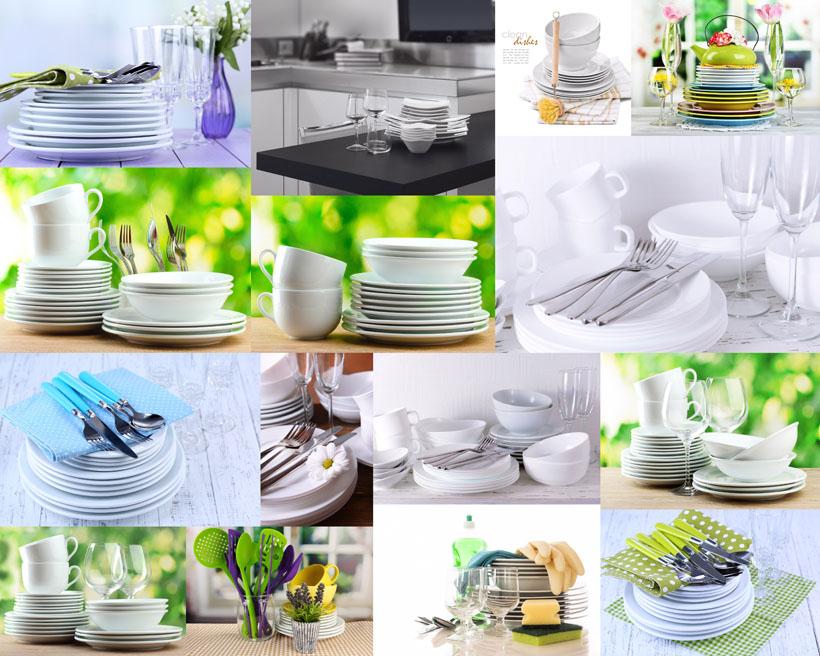 厨房餐具摄影高清图片