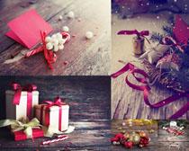 圣诞礼物摄影高清图片