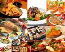 海鲜美食原料摄影高清图片