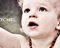 儿童照片转暖色效果PS动作素材