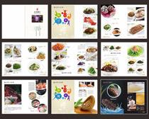 餐厅饭店菜谱设计时时彩平台娱乐
