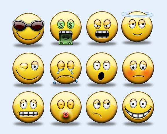 傻豆豆动漫PNG表情-爱图网设计图片素材下载萝开心表情包莉图标图片