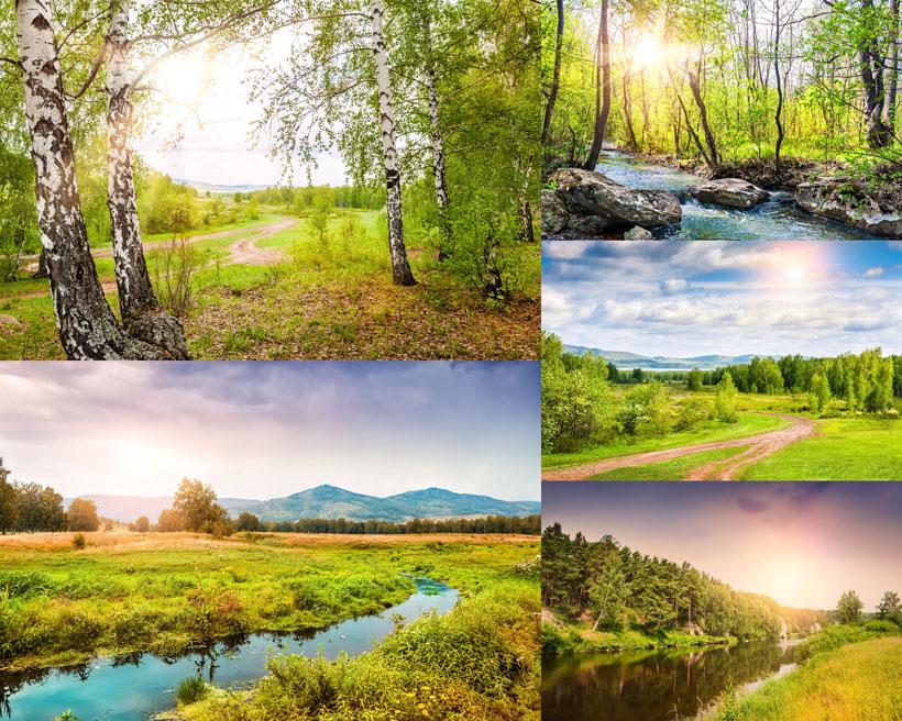 高清图片 自然风光 > 素材信息   关键字: 自然风景风光景观拍摄春天