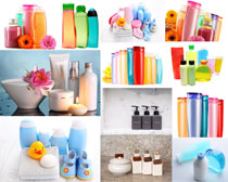 生活洗洁用品摄影高清图片