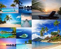 海島旅游景點攝影高清圖片