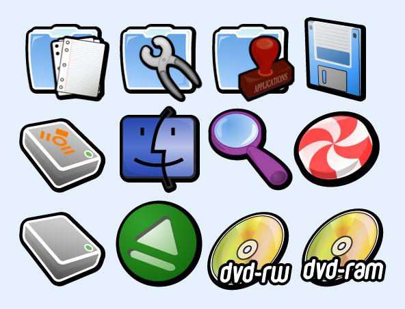 印章文件夹png图标 - 爱图网设计图片素材下载