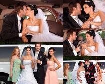 国外新娘新郎拍摄高清图片