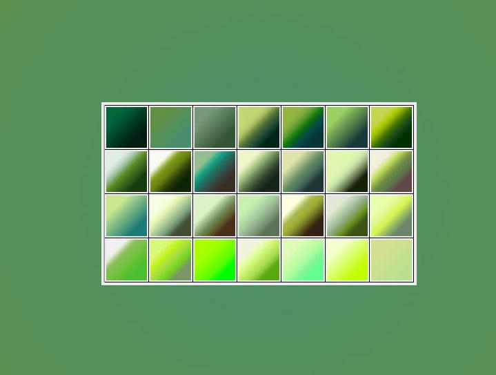 绿色渐变PS素材