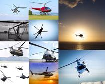 直升飛機拍攝高清圖片