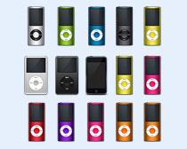 苹果音乐播放器PNG图标