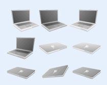 苹果笔记本电脑PNG图标