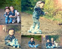 滑旱冰的小孩摄影时时彩娱乐网站