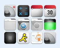 录音按钮PNG图标