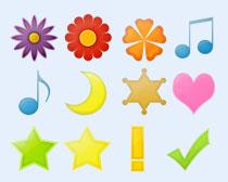 音乐符号PNG图标