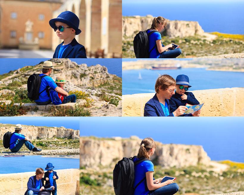 背包旅游_轻松上路户外旅行时如何调节背包