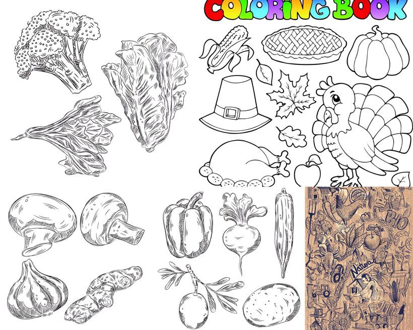 爱图首页 矢量素材 其它类别 > 素材信息   关键字: 蔬菜手绘绘画大蒜