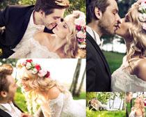 甜蜜国外婚纱摄影高清图片