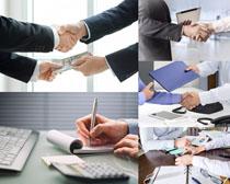 握手合作的商务男人摄影时时彩娱乐网站