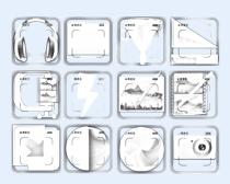 個性相機圖標PNG圖標