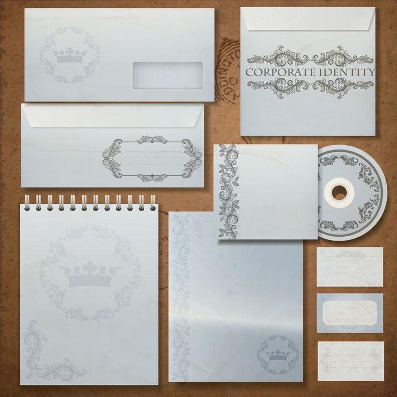 爱图首页 矢量素材 标识标志 花纹 模板 背景 设计 cd包装 信封 封面