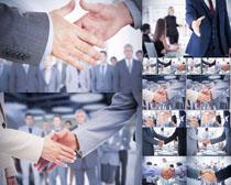 商务男士成功合作摄影时时彩娱乐网站