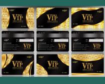 VIP金卡设计PSD素材