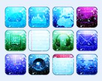 苹果手机桌面PNG图标