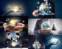 科技地球与商务男女摄影时时彩娱乐网站