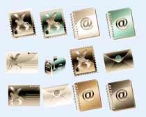 个性邮箱图标PNG图标