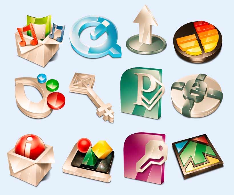 爱图首页 图标素材 电脑网络 3d音乐 设计 箭头 q型 礼物 ppt图标 饼