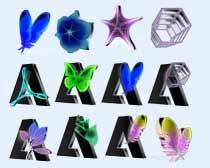 三角形的軟件設計圖標PNG圖片素材