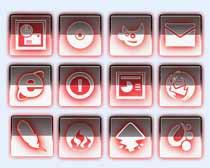 個性火狐瀏覽器圖標PNG圖片素材