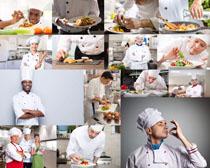 国外优秀厨师摄影高清图片