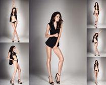 模板身材女子摄影高清图片