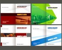 教育画册封面设计PSD素材