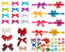 礼品包装丝带矢量素材
