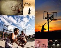 篮球运动人物摄影高清图片