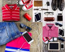 服装搭配与数码摄影高清图片