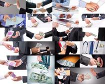 货币金融交易摄影高清图片