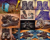 男性鞋子摄影高清图片