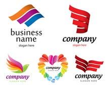 商业logo设计矢量素材