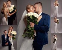 国外人物婚纱摄影高清图片
