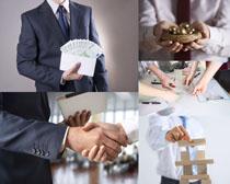 成功商务男人摄影高清图片